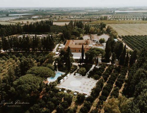 Matrimonio Tenuta Visconti in Basilicata