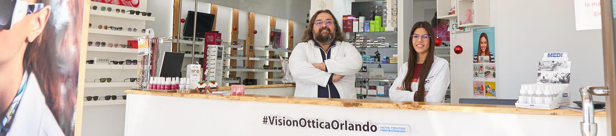 foto corporate ottica visionottica orlando