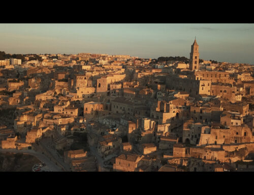 Cinematic Fpv & Dji | MATERA | I Sassi